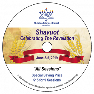 Christian Friends of Israel - Celebrating the Revelation 2019 - All Sessions